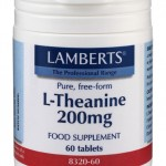 L-theanin 200mg (SUNTHEANINE) (60 tabletter)