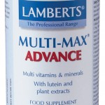 MULTI-MAX ADVANCE (Multivitamin för äldre vuxna med antioxidanter) (60 tabletter)