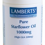 STARFLOWER OIL 1000mg (gurkörtsolja / borage GLA olja (90 kapslar)